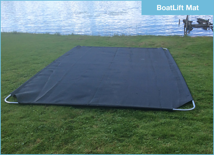 LakeMat Latest News BoatLift Mat