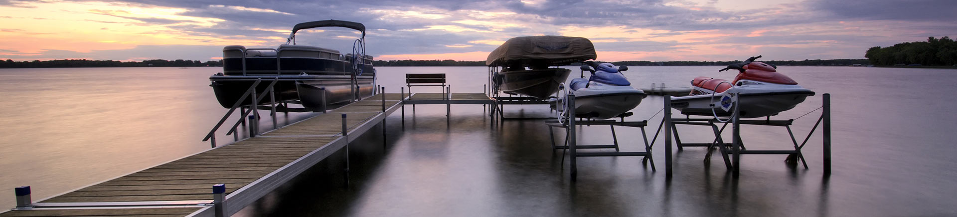 BoatLift Mat — Keep Your Lift From Sinking | Lakemat