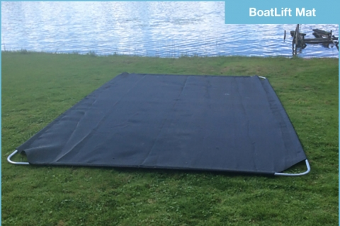 How the BoatLift Mat was Born
