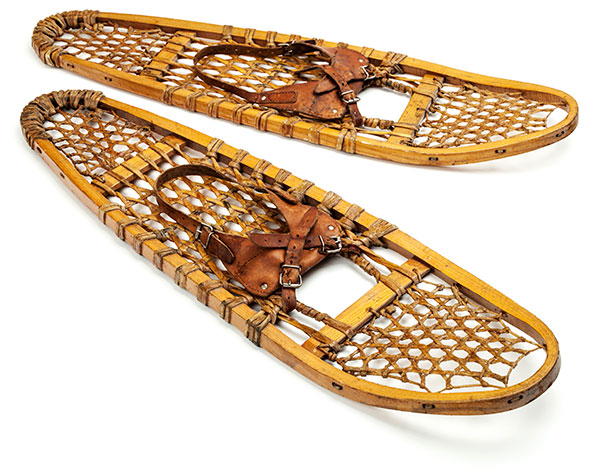 MuckMat is like a giant snowshoe!